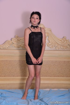 MarvelCharm.com – Valensia – Black Skirt