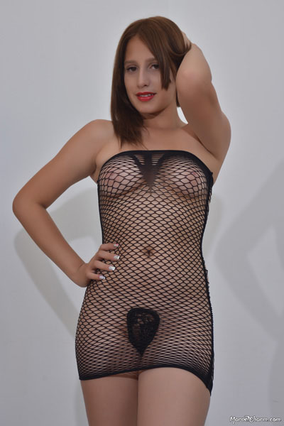 MarvelCharm – Candy – Mesh Peek